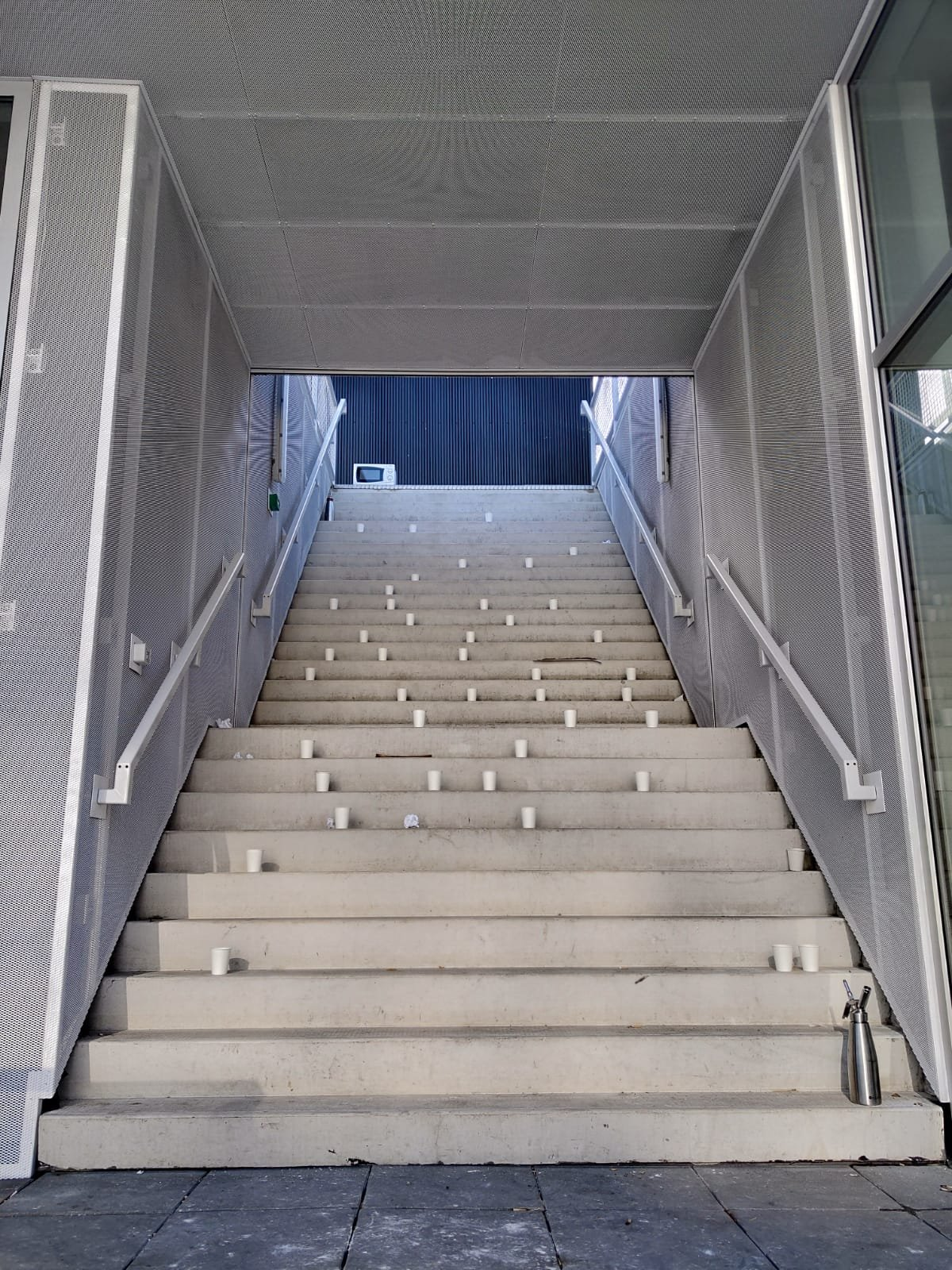 Fedlev stairs